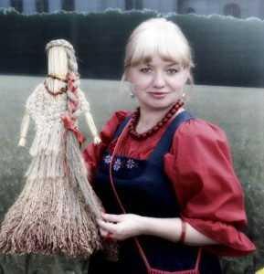 Куклы брянской мастерицы расскажут о народной культуре