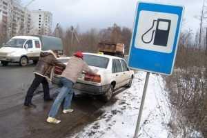 Цена литра бензина вырастет на 2 рубля