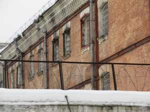 Из брянской тюрьмы узник попросил прощения у всех обиженных им