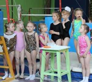 Брянские акробаты и гимнасты попросили не выгонять их из спортшколы