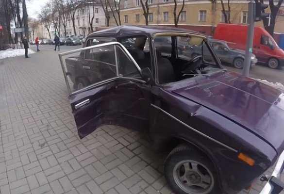 Пострадавшая в ДТП в центре Брянска беременная женщина госпитализирована