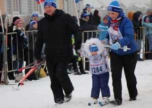 На «Лыжню России» выйдут шесть тысяч брянцев
