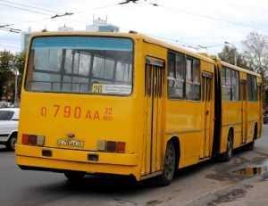 В Брянске перестанут ходить  26-й и 33-й автобусы
