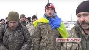 Вши и Порошенко победили украинских военных