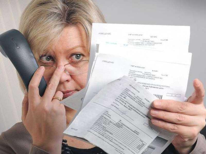 Брянцы задолжали за услуги ЖКХ 120 миллионов