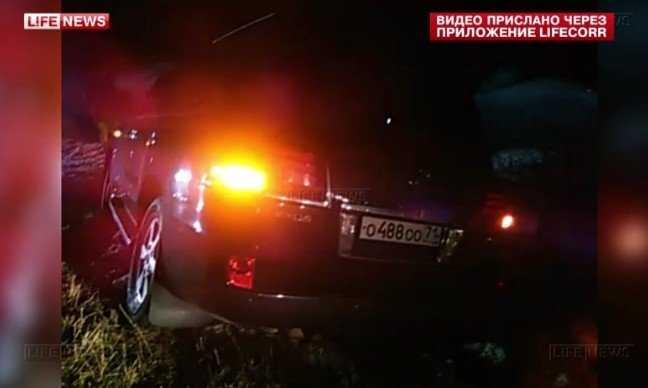 Неизвестные обстреляли «Лексус» директора завода и похитили его