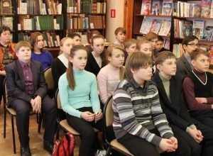 Брянским ребятам рассказали о подвиге «партизанского Гавроша»