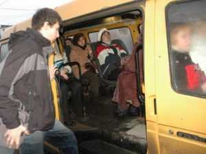 Арестован брянец, убивший ногой пассажира маршрутки