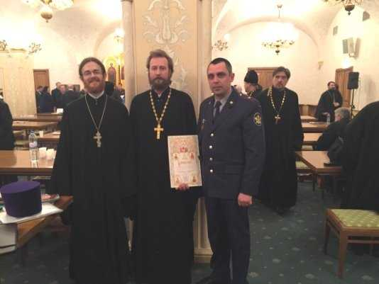 Московская Патриархия наградила брянского зека-иконописца