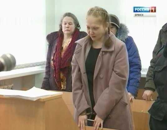 Родители брянских «маугли» плакали и молились, слушая приговор
