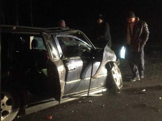 Женщина погибла, шесть человек пострадали в ДТП под Брянском