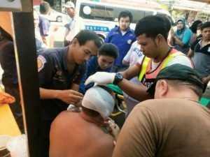 Российскому туристу в Таиланде отрезали ухо