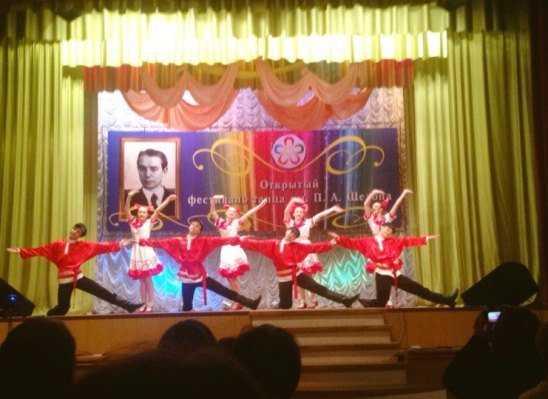 В брянском райцентре выбрали лучших танцоров