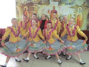 «Девичья кадриль» принесла брянцам награду на конкурсе юных талантов