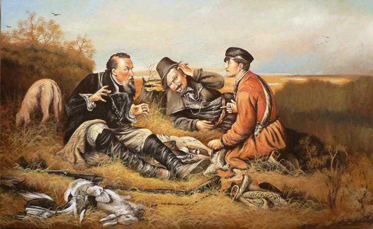 Охотников обманули, выдав белорусские леса за брянские
