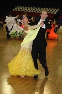 Брянские танцевальные пары удачно выступили в Москве