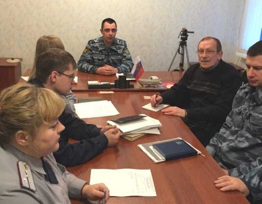 Александр Богомаз навестил Машкова в брянской тюрьме