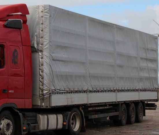 Почти полсотни украинских грузовиков застряли близ брянской границы