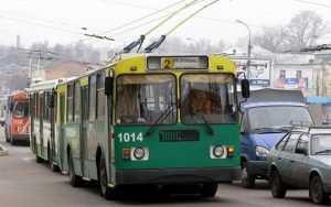 Объединение троллейбусных депо власти Брянска отложили
