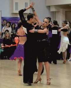Брянские танцоры улучшили свои результаты