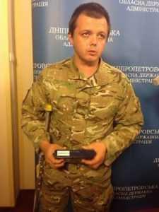 «Героя» карательной войны Семена Семенченко обвинили в госизмене