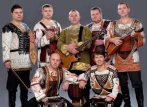 Брянский ансамбль «Ватага» споёт на Первом канале