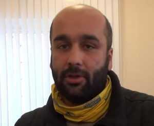 Украинский депутат-бандеровец избил священника