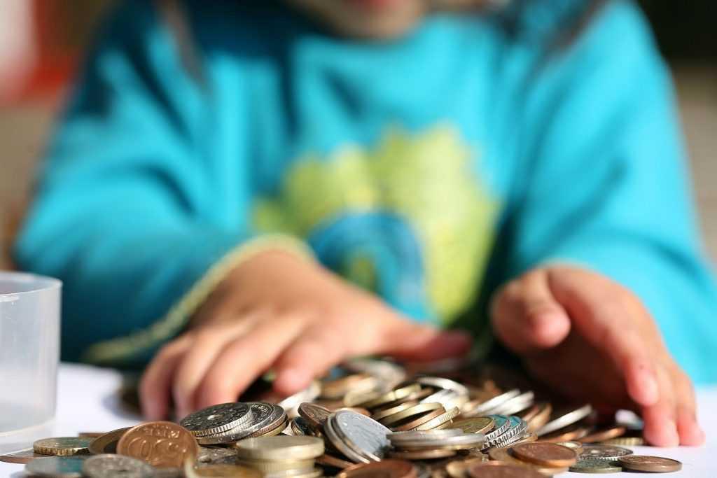 С февраля в Брянске проиндексированы детские пособия