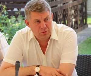 Александра Богомаза поздравили с 55-летием руководители государства