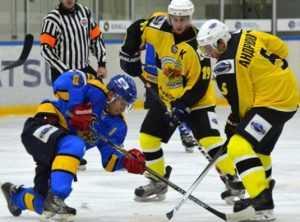 Хоккейный «Брянск» одолел «Зеленоград» и зацепился за семёрку