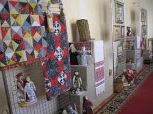Народные мастера покажут «Родное, брянское, своё» на бульваре Гагарина