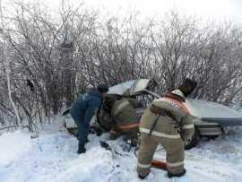 На брянской дороге в одном месте произошли две аварии