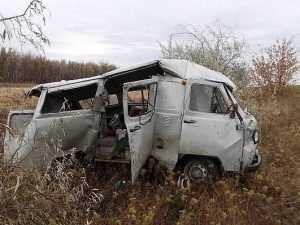 Под Брянском разбилась «буханка» с юной пассажиркой