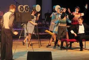 В Брянск на открытие Года кино приехали столичные актеры