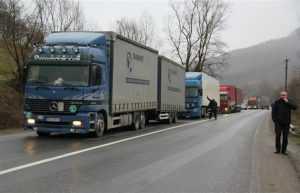 Из-за блокады российских фур Украина потеряет 115 миллиардов
