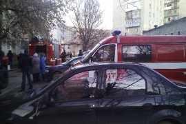 В брянской многоэтажке из-за пожара эвакуировали 30 человек
