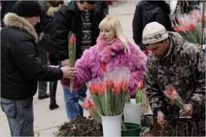 Брянские чиновники согласовали места продажи живых цветов