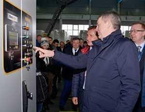 Брянский завод стал выпускать полимеры для «Северного потока-2»