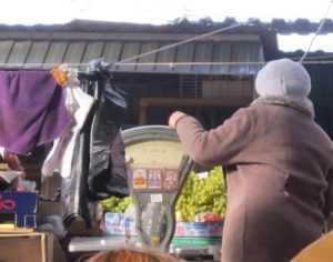 На брянском рынке торговки учинили международную драку