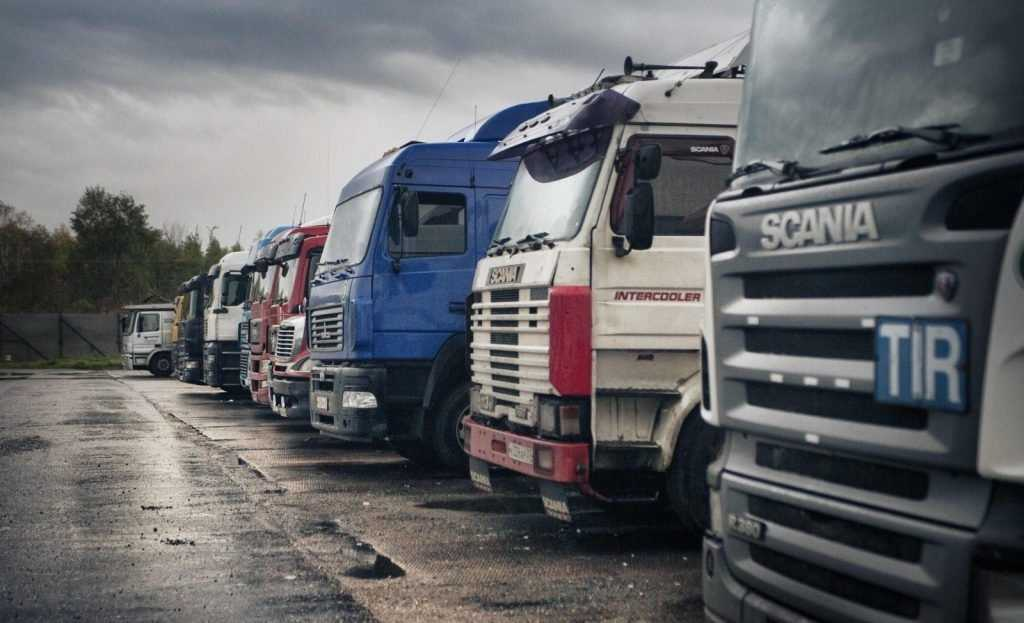 В Брянской области ограничат движение грузовиков