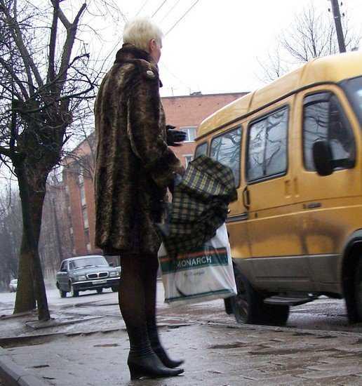 Брянские маршрутчики потребуют 25-рублевый тариф