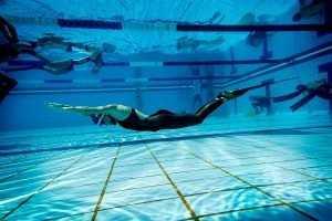 В Брянске прошел чемпионат по подводному плаванию
