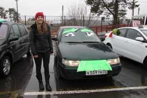 Брянские полицейские выбрали самую умелую автолюбительницу