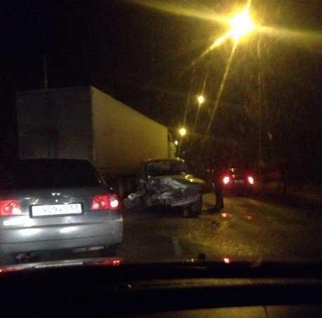 В аварии в Брянске погиб пассажир такси