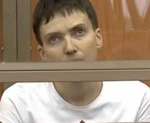 Надежда Савченко стала убийственной пулей для Яценюка и Порошенко