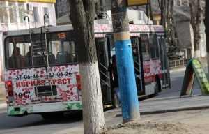 Власти Брянска предложат варианты спасения троллейбуса