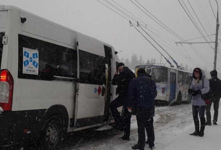 Брянцы невозмутимостью проголосовали за 50-рублевый тариф в маршрутках