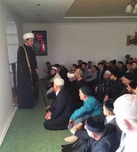 В Брянске открыли молельный дом мусульман