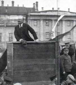 Горстка брянских коммунистов отмитинговала в рабочее время