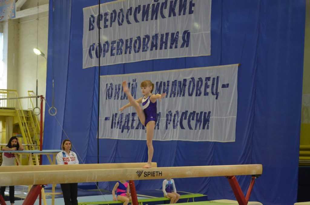В Брянске пройдут соревнования по спортивной гимнастике